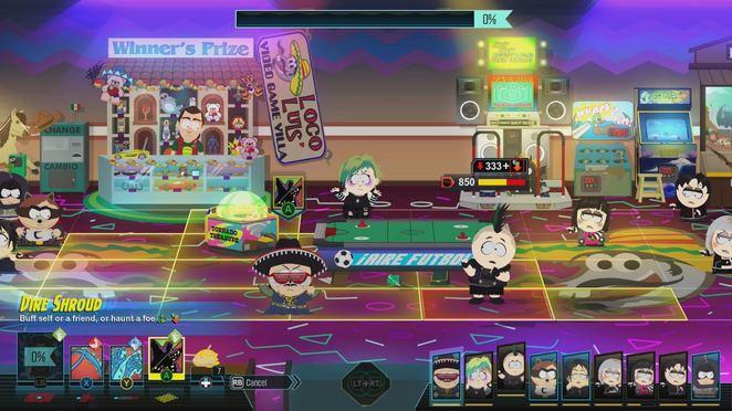 The Scavenger Hunt - Arcade - South Park: From Dusk till