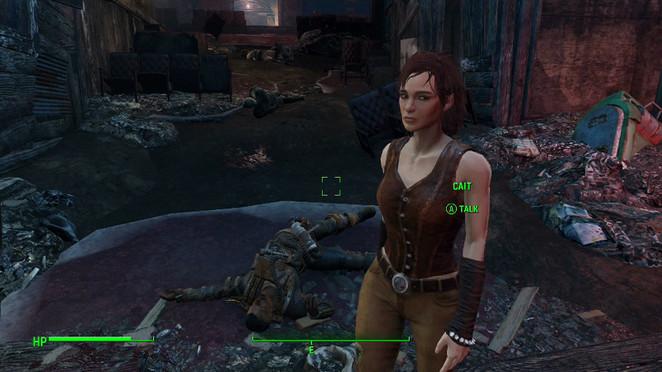 best romance in fallout 4