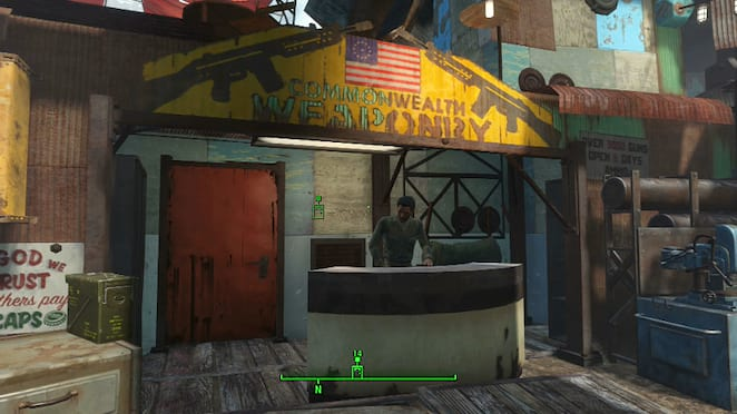 Part xii the factions and the story fallout 4 walkthrough neoseeker 662px fallout 4 weaponsg solutioingenieria Choice Image