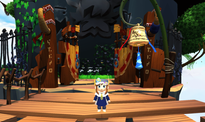 a hat in time free roam