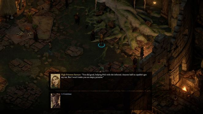 Food for Thought - Pillars of Eternity II: Deadfire