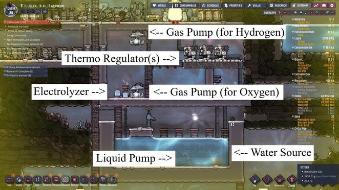 Oxygen Not Included - Temperature Management Guide - Neoseeker