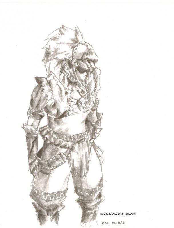 A Monster Hunter