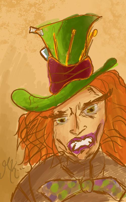 Sad Hatter