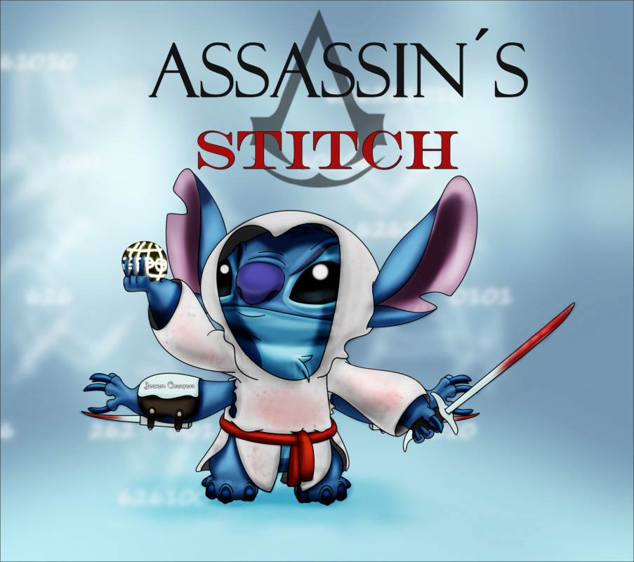 """Assassin's Stitch"" by Stitch"