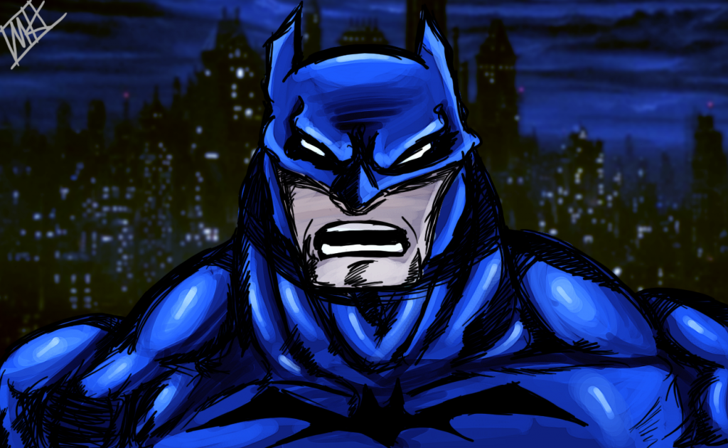 Buff Batman