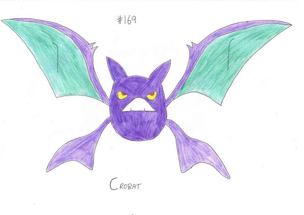 #169 Crobat