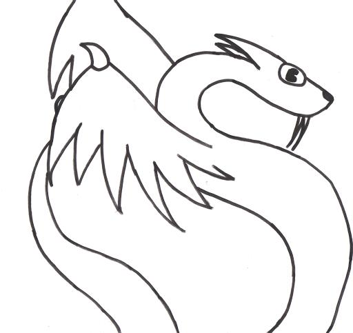 Dragon Fakemon #1