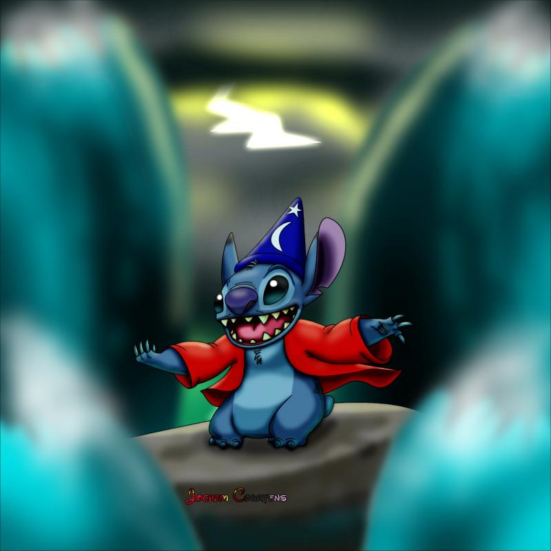 Fantasia's Stitch.