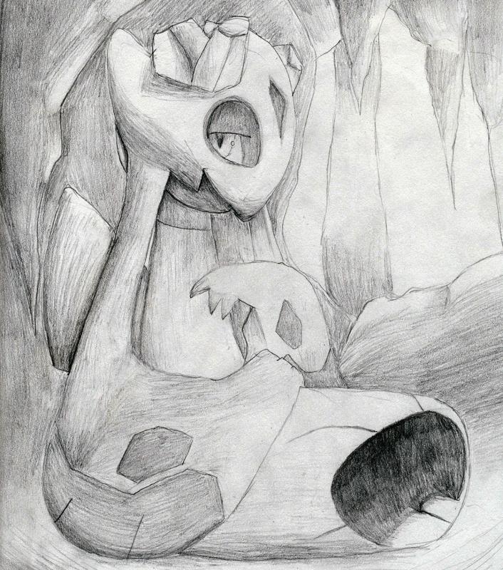 frosslass drawing