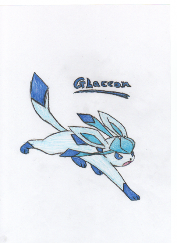 Glaceon Sketch