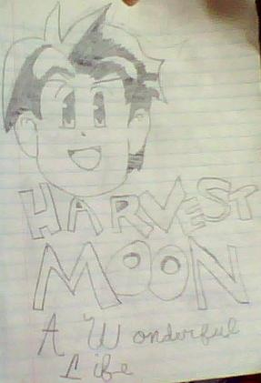 Harvest Moon AWL Logo