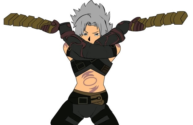 Haseo (1st form)