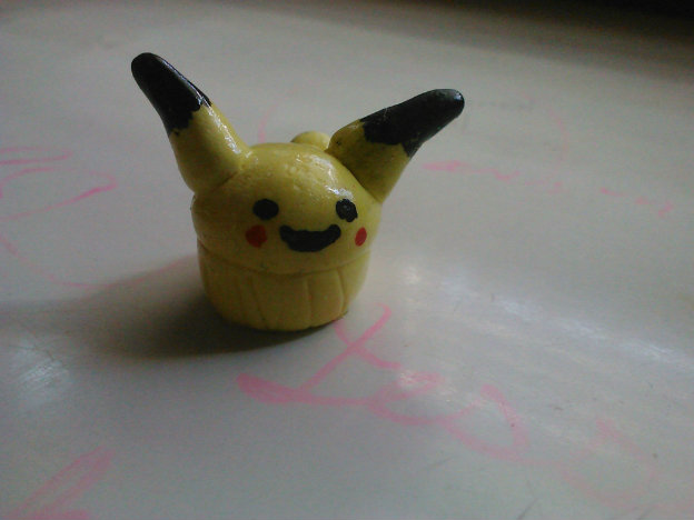 Pikachu Clay Art