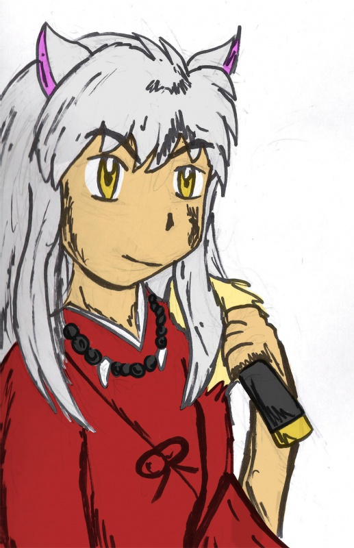 """Lord Inuyasha"" by spyro1432"