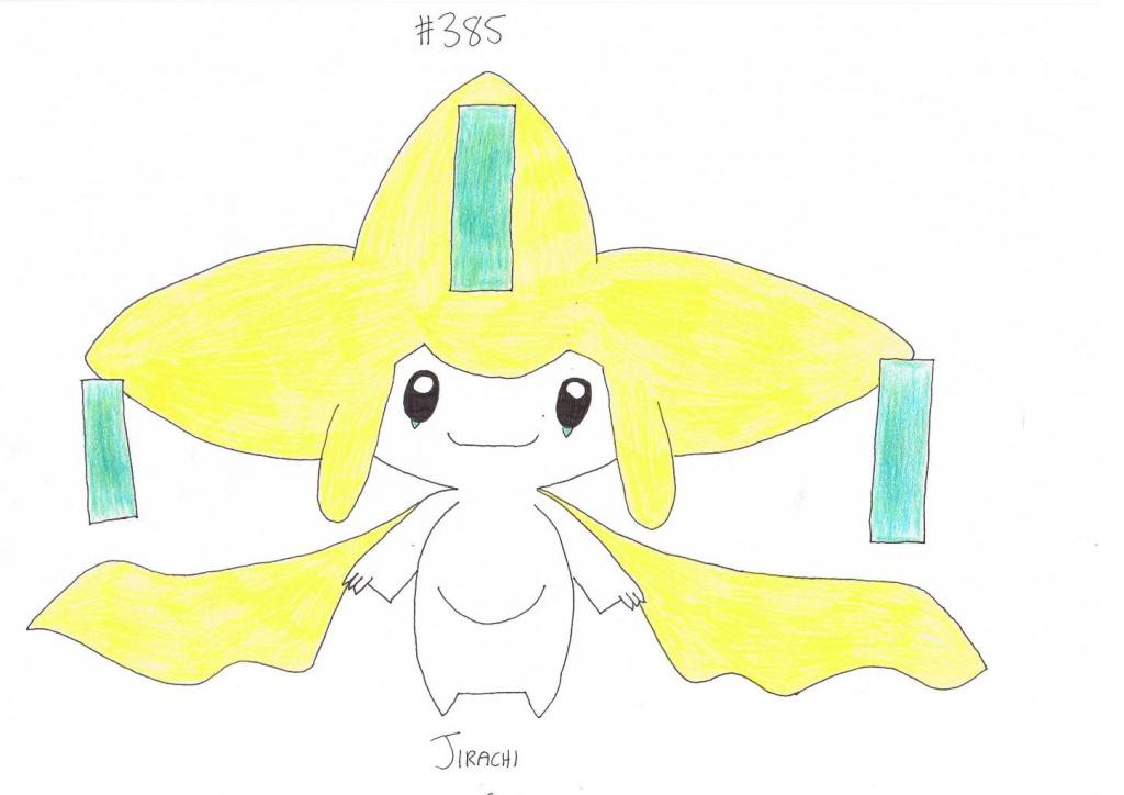 #385 Jirachi