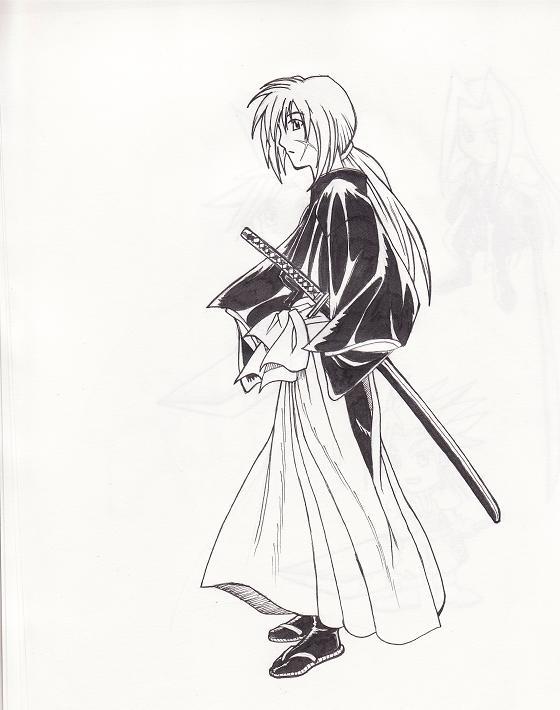 """""""Kenshin~Calm"""" by Ray_Masamune"""
