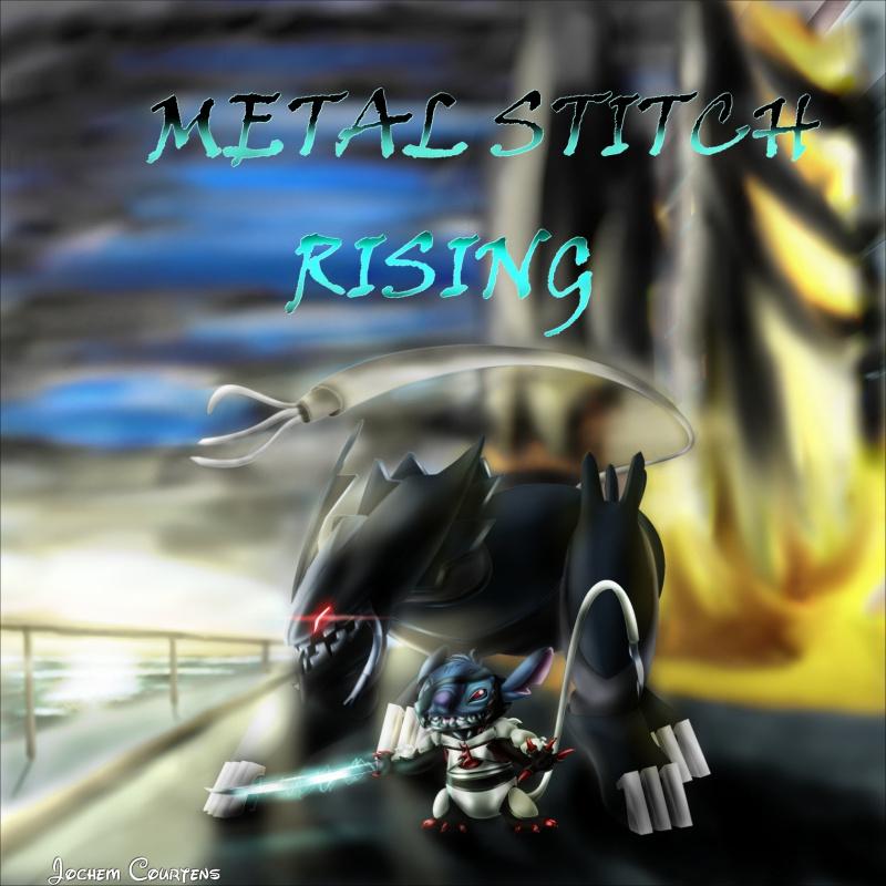Metal Stitch Rising.