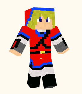 """Alternate Link Minecraft Skin"" by Chaosfire"