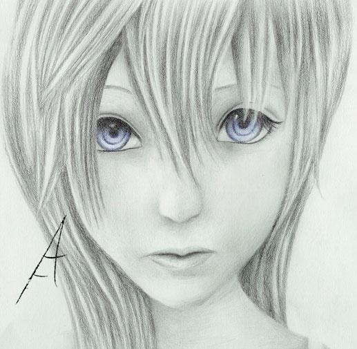 """""""Blue Eyes"""" by nayru20"""