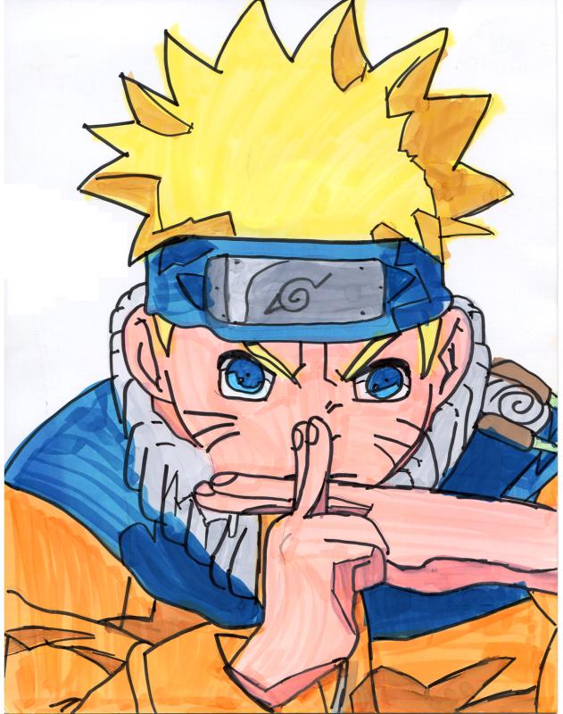 Young Naruto