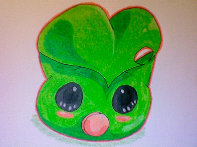 """Leafmon"" by Chibipet Pikk"