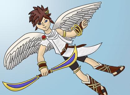 Kid Icarus:: Pit.