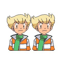 Pokemon Trainer Jun