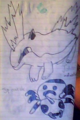 Random Pokemon Drawings 2