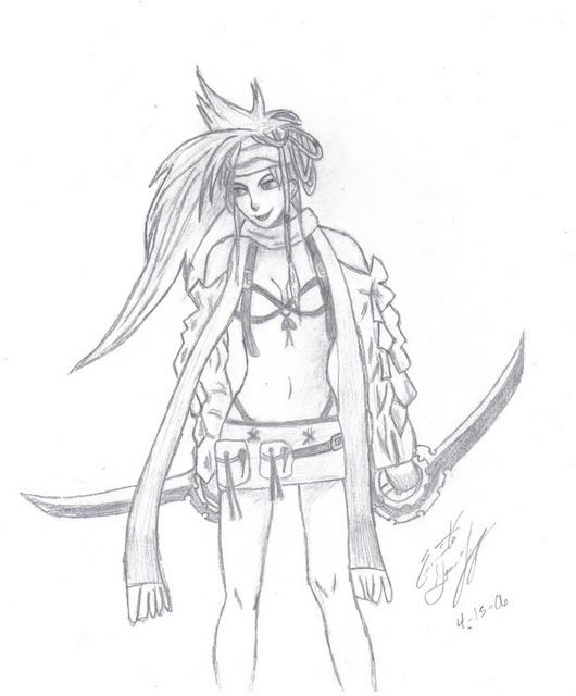 Rikku FFX-2