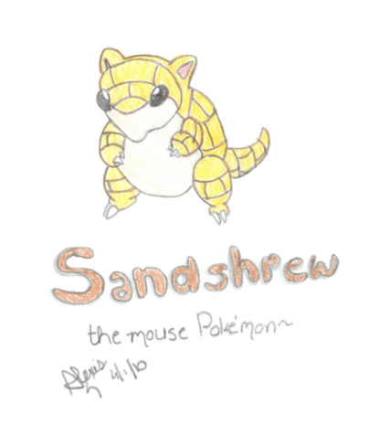 Sandshrew