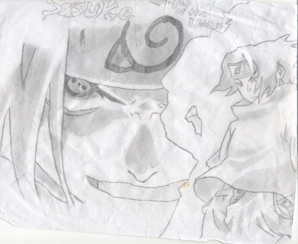 Sasuke- Avenger of the Uchihas'
