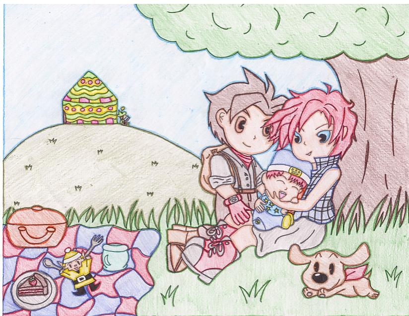 """""""Family Picnic"""" by Country Girl"""
