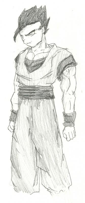 Mystic Gohan