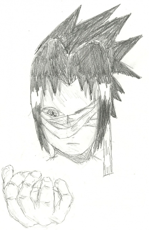 Sasuke's New Eternal Mangenkyo