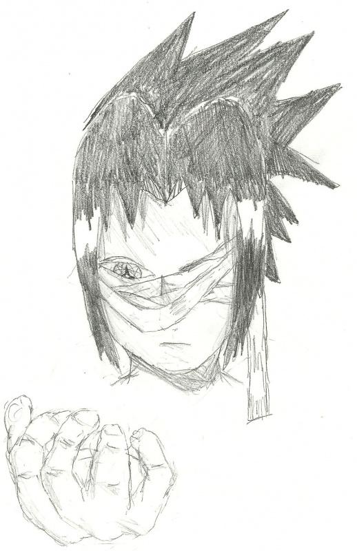 Sasuke's New Eternal Mangenkyo