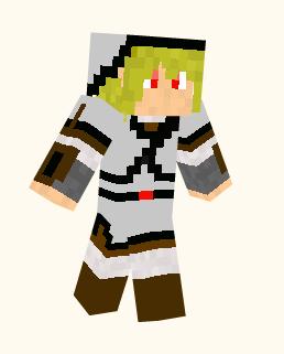Shadow Link Minecraft Skin