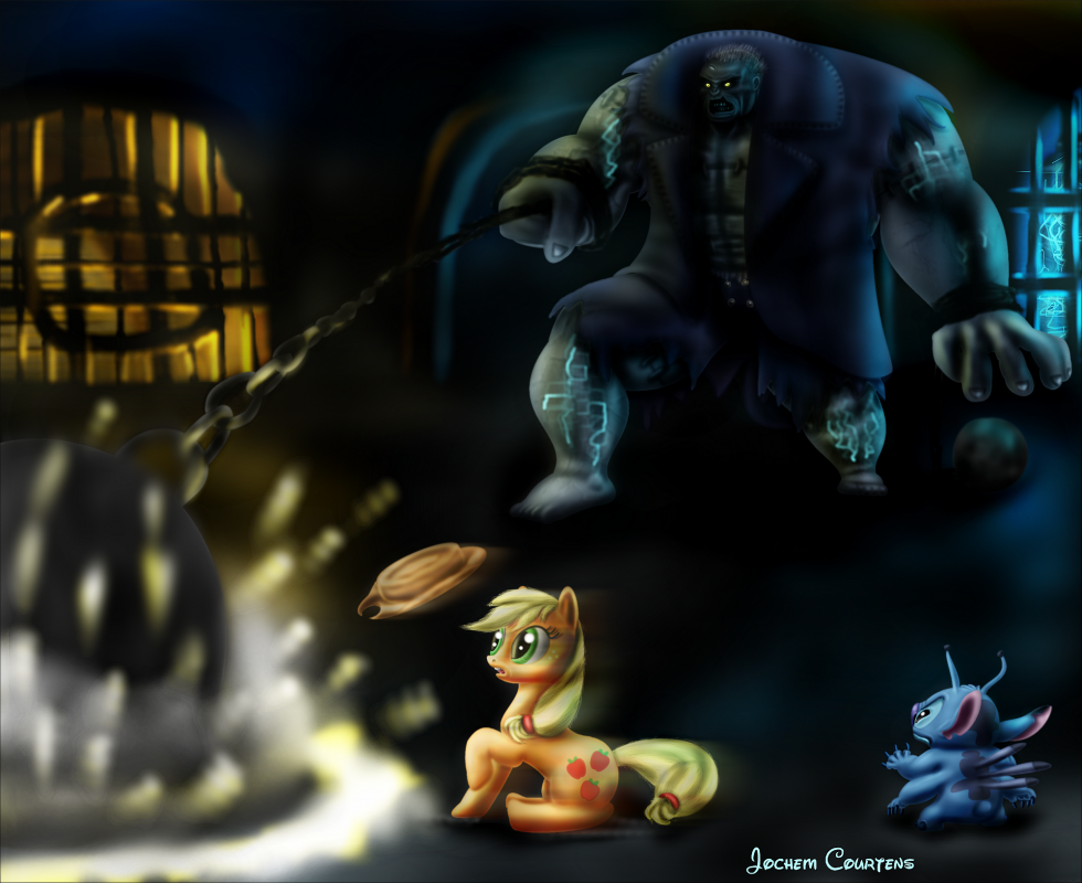 """Solomon Grundy, Ponies On a Monday..."" by Stitch"