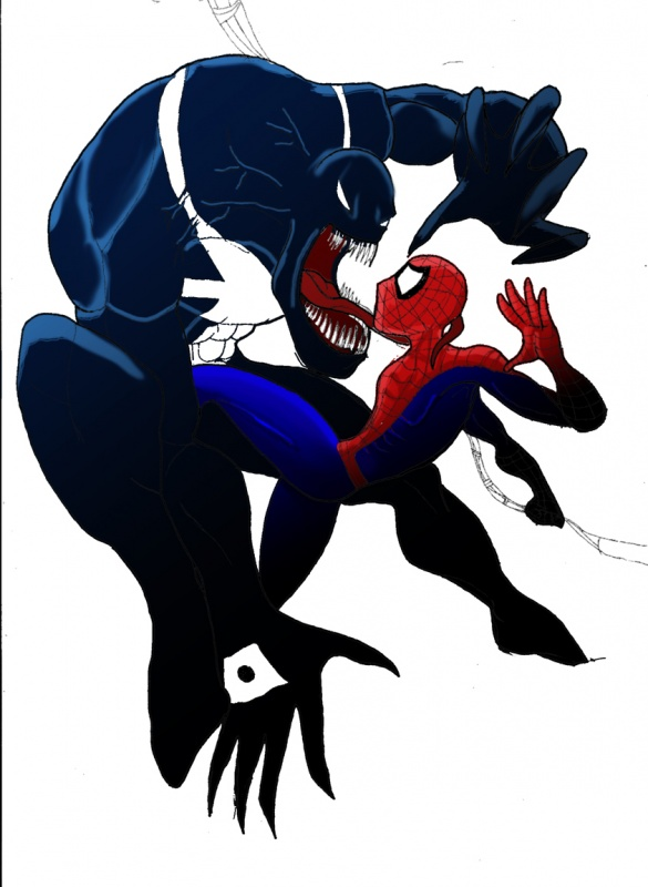 Spider-Man vs Venom: NEXT