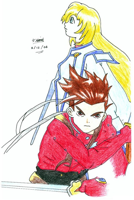 Symphonia, In Colour