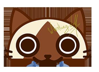 Monster hunter kitty