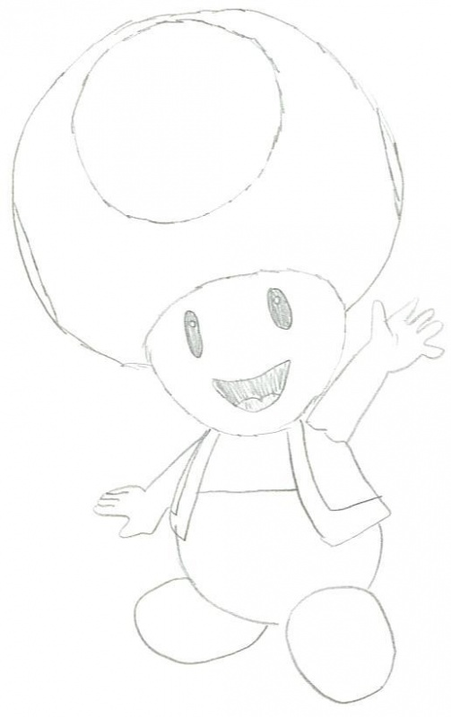 Draw Toad