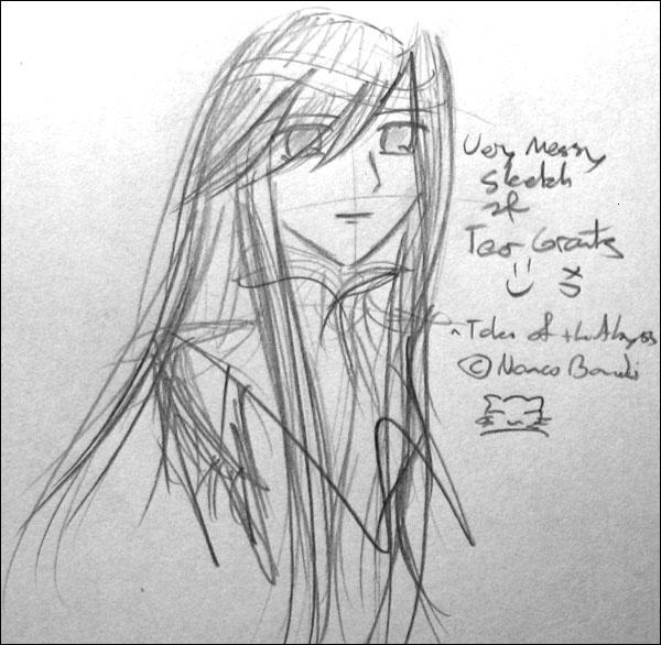 Tear Grants, sketch