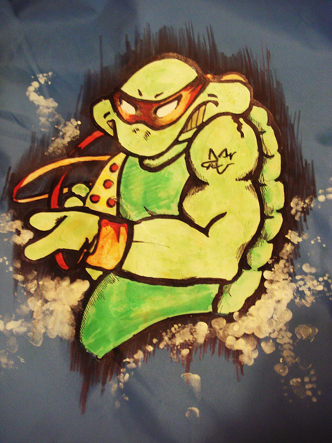 Turtle Grub