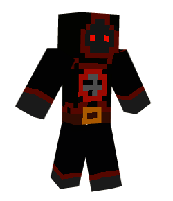 Undead Mage Minecraft Skin