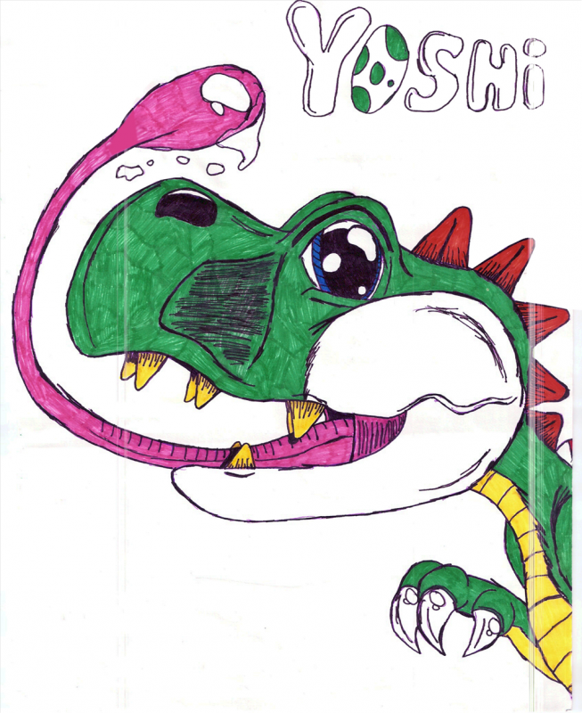 The missing link; Yoshisaur