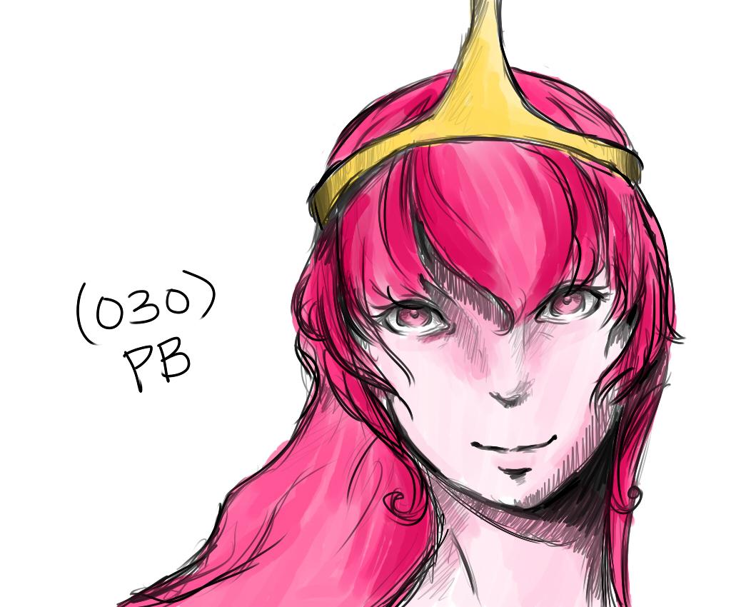 Princess Bubblegum :D