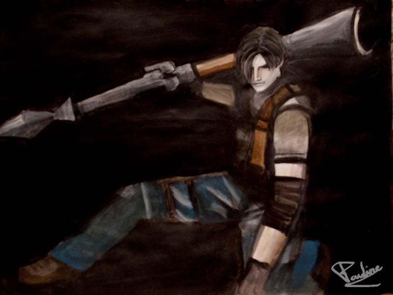 Resident Evil 2 Portable