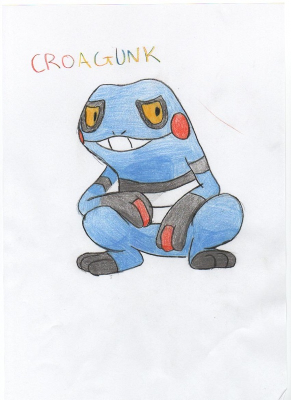 Croagunk