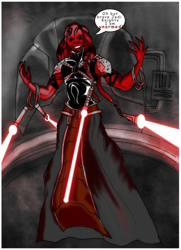 Custom Legacy Sith